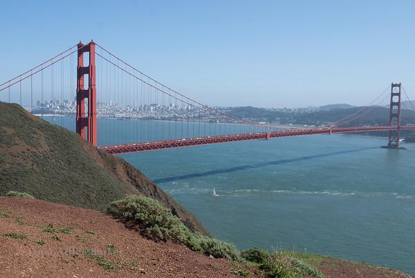 San Francisco Views from Marin