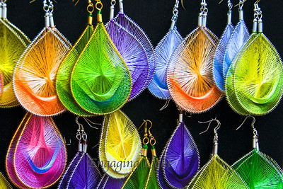 Earrings - Street Vendor