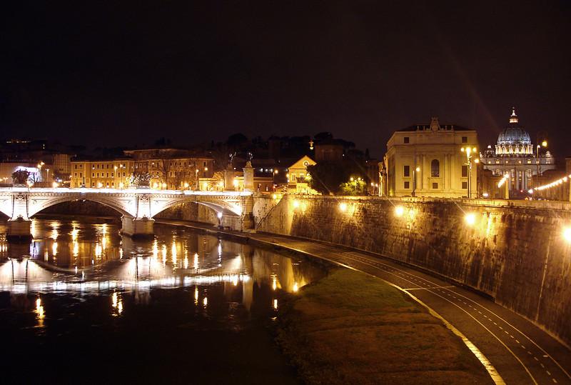 Rome @ Night
