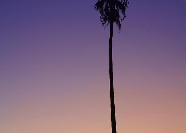 Texas Coast Sunset
