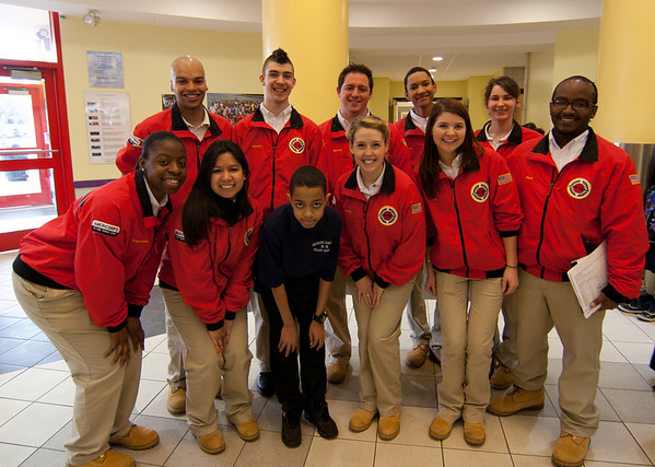 The Honorable Deval Patrick & City Year Boston
