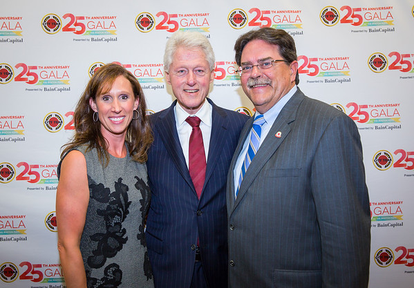 President Clinton - 25th Anniversary Gala