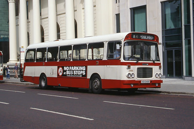Citybus 2499 Donegall Square Belfast Jun 99