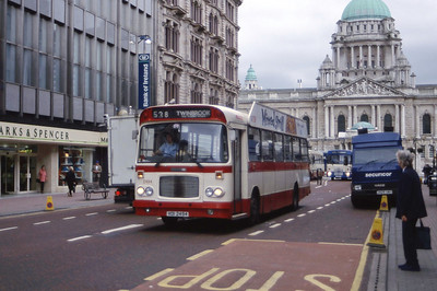 Citybus 2494 Donegall Place Belfast Jul 98
