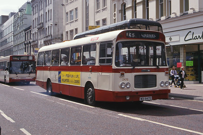 Citybus 2470 Donegall Place Belfast Jun 99
