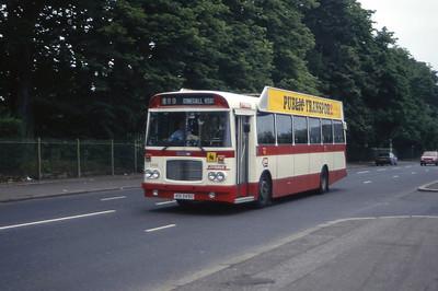 Citybus 2491 Falls Road Belfast Aug 97 jpg