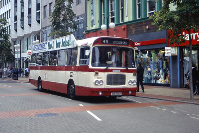 Citybus 2502 Royal Avenue Belfast Aug 97 jpg