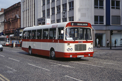 Citybus 2462 Donegall Square Belfast Jun 99