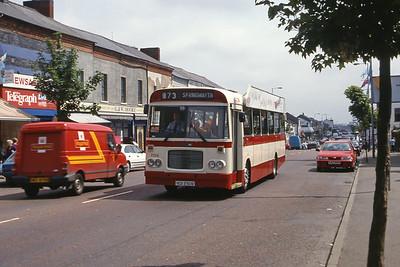 Citybus 2506 Shankhill Rd Belfast Jun 00