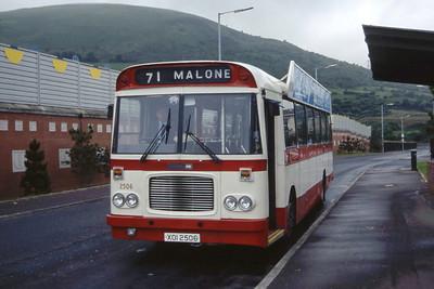 Citybus 2506 Springmartin Jul 98