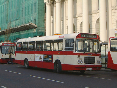 Citybus 2530 Donegall Square Belfast 2 Mar 02