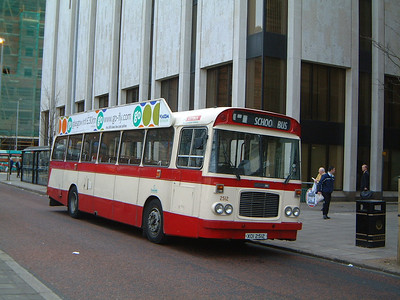 Citybus 2512 Donegall Square Belfast Mar 02