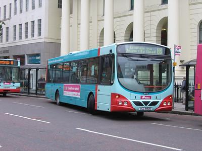 Citybus 806 Donegall Sq Belfast Jun 05