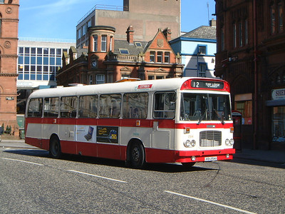 Citybus 2514 Donegall Square Belfast Mar 02