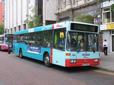 Citybus 2103 Donegall Sq Belfast Jun 06