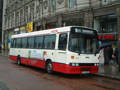 Citybus 1469 Donegall Sq Jan 04