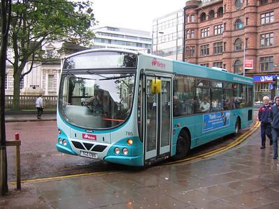 Citybus 785 Donegall Sq Belfast Jun 05