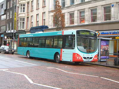 Citybus 806 Donegall Sq Belfast Jan 04