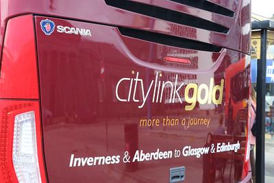 Edinburgh Coach Lines YR17RHF IBS 4 Jun 17