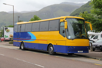 Clan Travel Motherwell JXI317 An Aird Fort William Jun 13