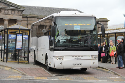 Edinburgh Coach Lines KIG6606 IBS Jun 16