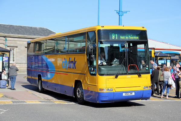 Citylink, Megabus, Stagecoach and other visitors to the Highlands