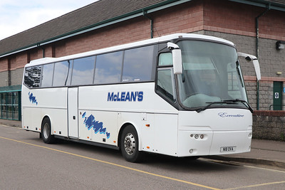 McLean Airdrie N18OVA An Aird Fort William Apr 17