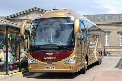 Edinburgh Coach Lines YR17RHA IBS Jun 17