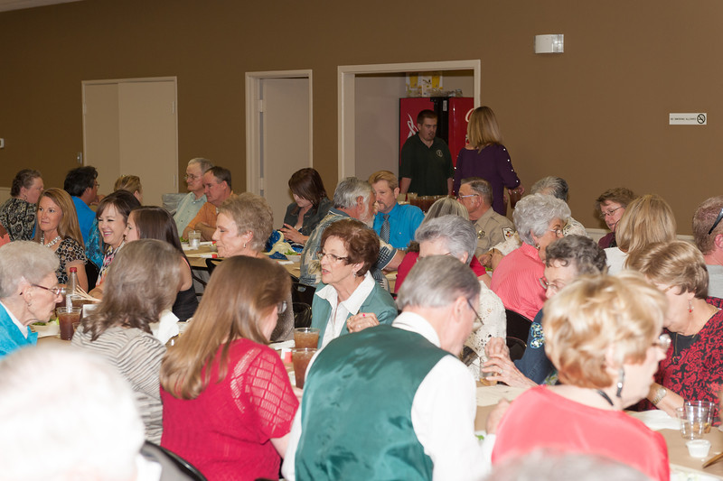 Chamber of Commerce Banquet,Abernathy 4-1-2013