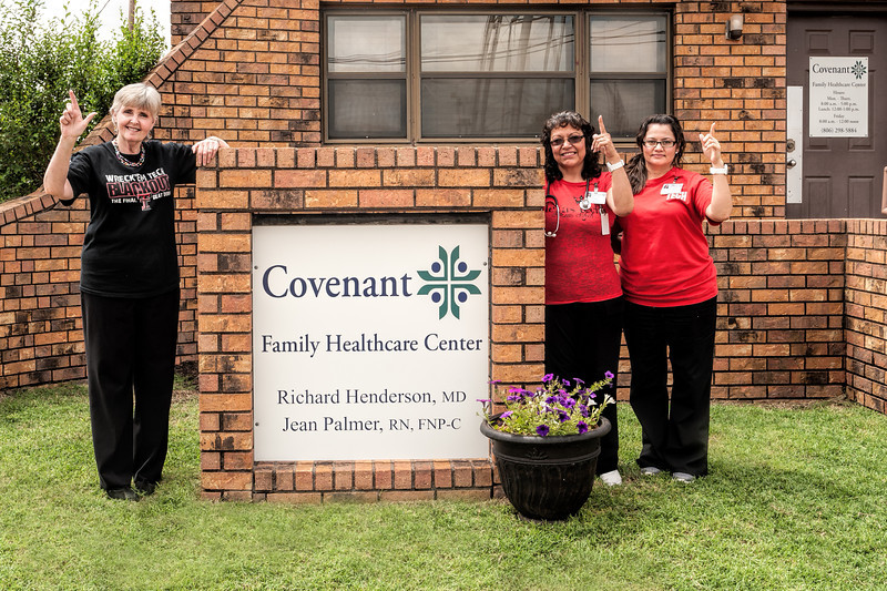 Covenant Healthcare Center, Abernathy, Supporting TexasTech Baseball Playoffs, 6-13-2014