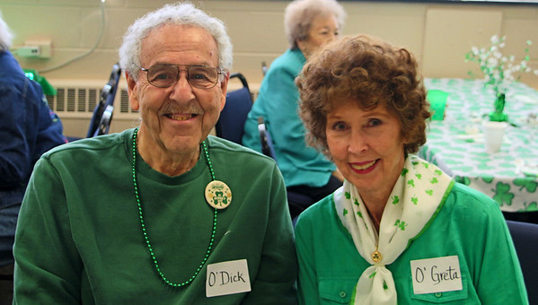 St Patrick Day Luncheon - 3 Mar 2016