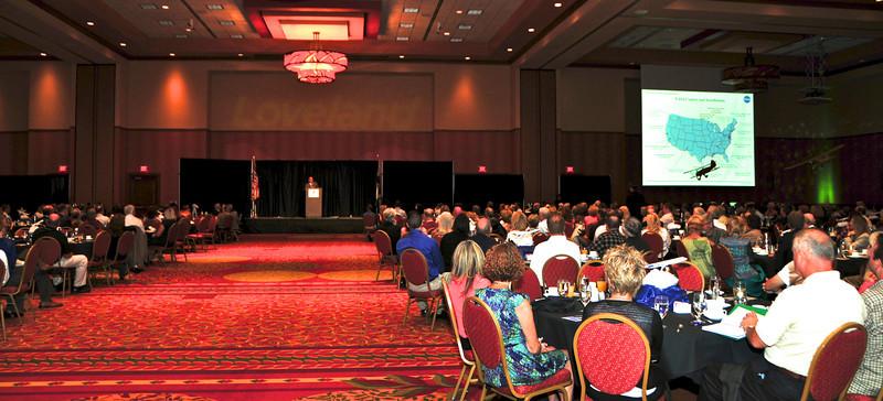 City of Loveland - 2012 Business Appreciation Breakfast - 09/05/2012