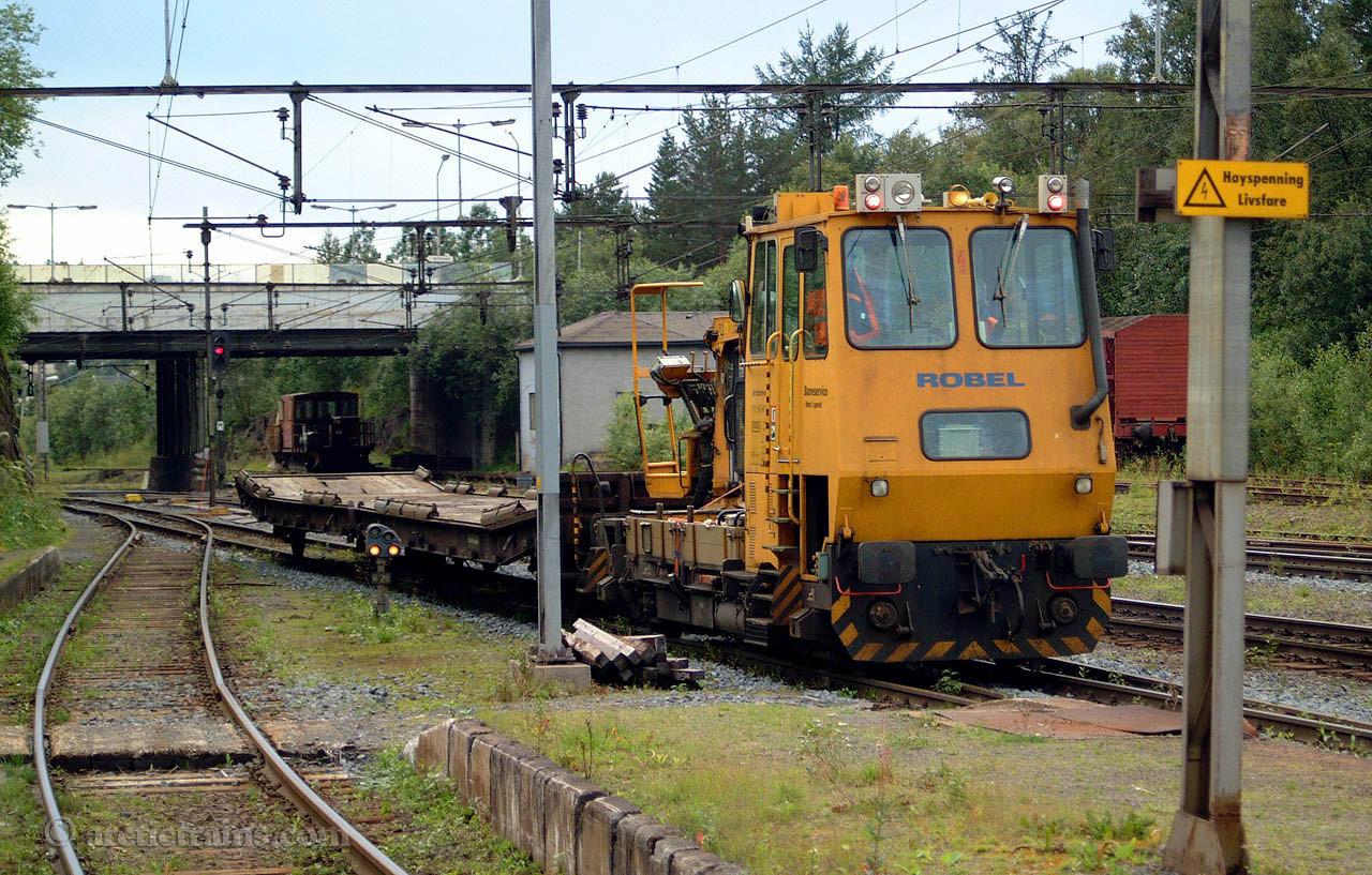 JBV Robel tram Narvik C 2001-08-22 by TS