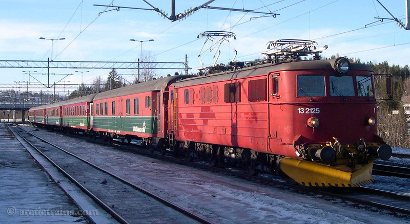 OBAS El 13 Narvik C Charter 2004-13-03 by TS