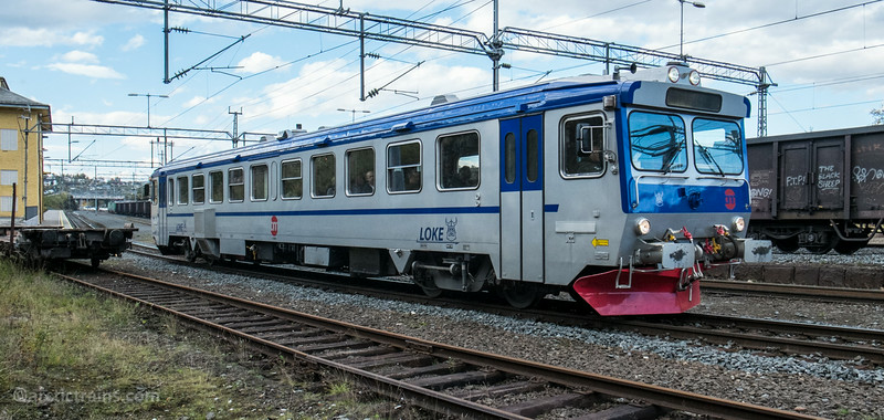 "Y1 Taraldsvik Maskin AS  ""Loke"" charter service at Narvik C 2013-09-18 by TS"