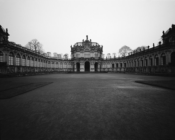 1711-1728, Dresden, Germany --- Zwinger Palace --- Image by © Murat Taner/Corbis