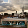 Wieden and Kennedy Roof Extension, London, United Kingdom