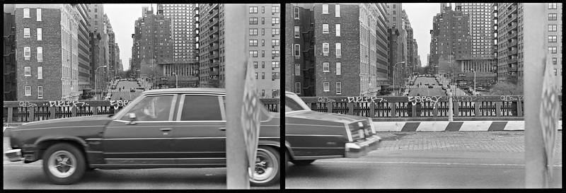 West Side Highway - New York - transportation