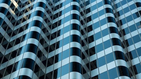 USA, California, San Francisco, View of office building at Market Street