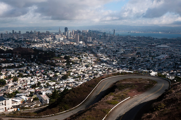 24 Oct 2012, San Francisco, California, USA --- San Francisco, California, United States of America, North America --- Image by © Sergio Pitamitz/robertharding/Corbis
