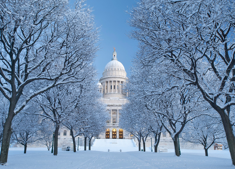 Featured in RI Monthly (winter contest winner)