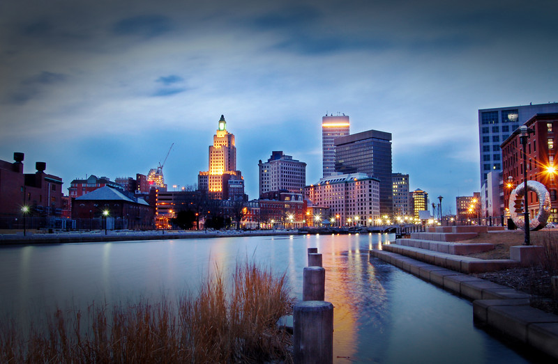Featured on the cover of the Providence visitors destination guide (2011)