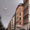 Light Chain.<br /> Willemoesgade, København, Danmark.