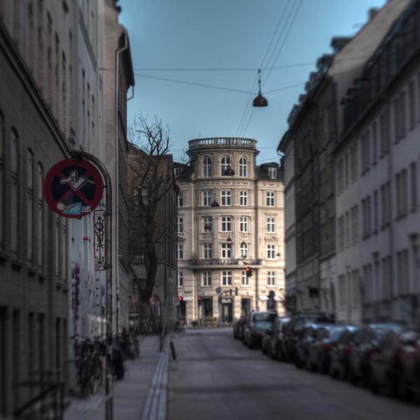Sankt Hansgade<br /> København, Danmark