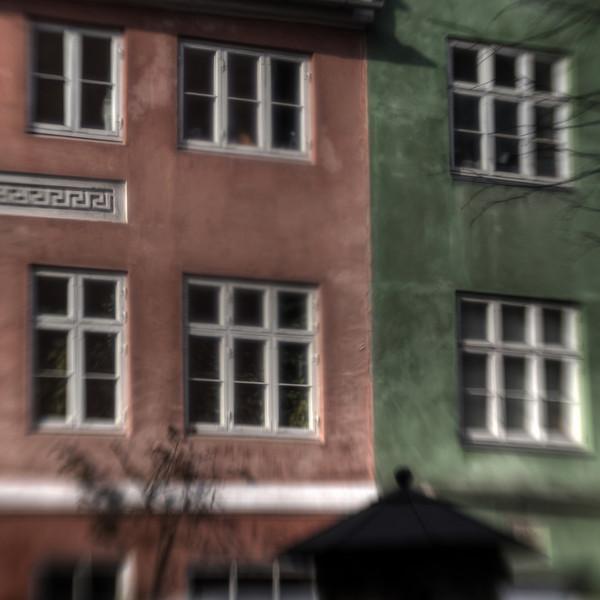 Copenhagen Colors.<br /> Teglgårds Stræde, København, Danmark.