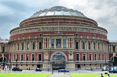 Royal Albert Hall in London.