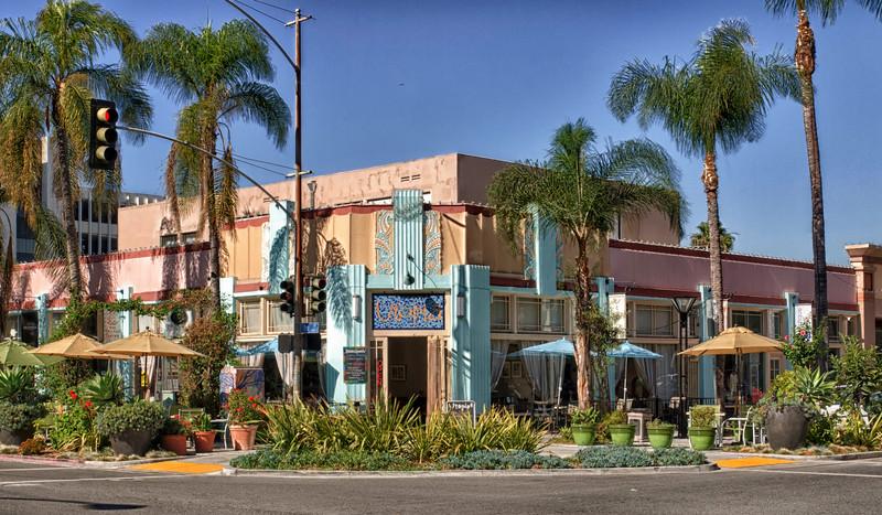 Art Deco in Long Beach