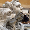 Roman Profile 1.<br /> Fountain at Piazza Navona.