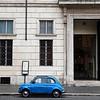 Rome Blues.<br /> Fiat 500.