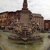 Flodernes Fontæne, Piazza Navona.